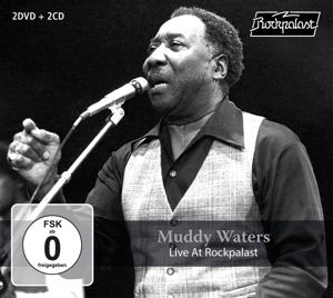 WATERS, MUDDY - LIVE AT ROCKPALAST -CD+DVD-