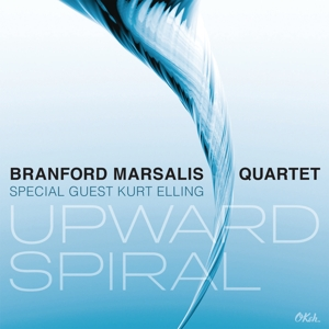 MARSALIS, BRANFORD -QUART - UPWARD SPIRAL