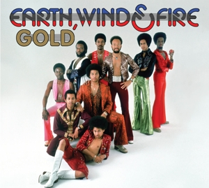 EARTH, WIND & FIRE - GOLD