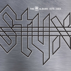 STYX - THE A&M YEARS 1975-1984