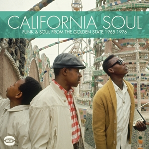 VARIOUS - CALIFORNIA SOUL