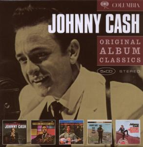 CASH, JOHNNY - ORIGINAL ALBUM CLASSICS