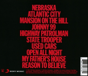 SPRINGSTEEN, BRUCE - NEBRASKA
