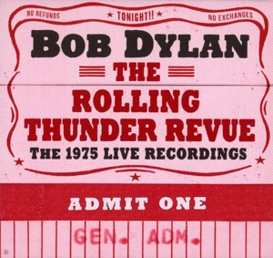 DYLAN, BOB - ROLLING THUNDER REVUE: THE 1975 LIVE RECORDINGS-BOX SET