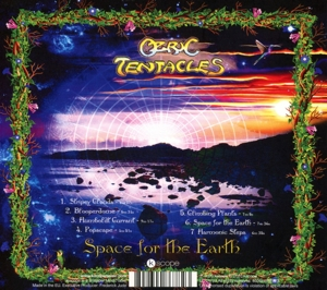 OZRIC TENTACLES - SPACE FOR THE EARTH-DIGI-