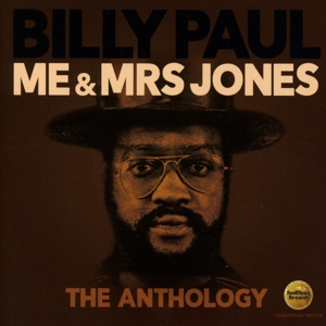 PAUL, BILLY - ME & MRS JONES: THE ANTHOLOGY