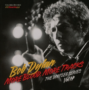 DYLAN, BOB - BOOTLEG SERIES 14: MORE BLOOD, MORE TRACKS