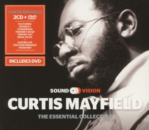 MAYFIELD, CURTIS - ESSENTIAL COLLECTION -CD+DVD-
