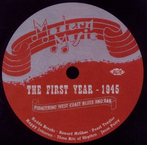 VARIOUS - MODERN MUSIC -FIRST YEAR 1945