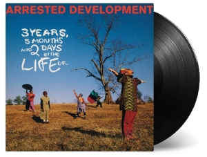 ARRESTED DEVELOPMENT - 3 YEARS, 5 MONTHS AND 2..