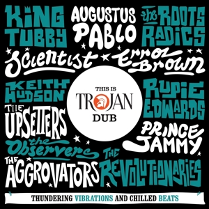 VARIOUS - THIS IS TROJAN DUB