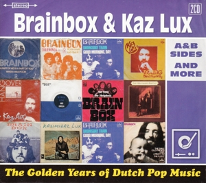 BRAINBOX - GOLDEN YEARS OF DUTCH POP MUSIC