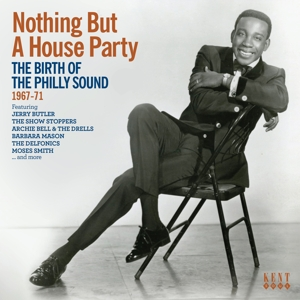 VARIOUS - NOTHING BUT A HOUSEPARTY