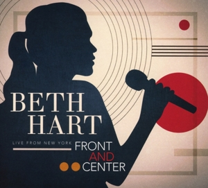 HART, BETH - FRONT AND CENTER -CD+DVD-CENTER:LIVE FROM NEW YORK