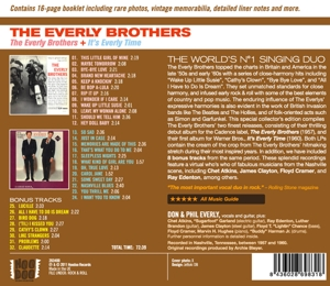 EVERLY BROTHERS - EVERLY BROTHERS AND..