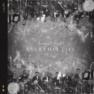 COLDPLAY - EVERDAY LIFE