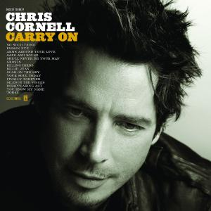 CORNELL, CHRIS - CARRY ON