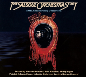 SALSOUL ORCHESTRA, THE - THE STORY 40TH ANNIVERSARY COLLECTI