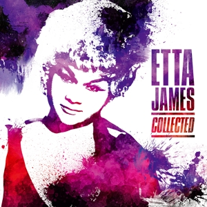 JAMES, ETTA - COLLECTED -COLOURED-