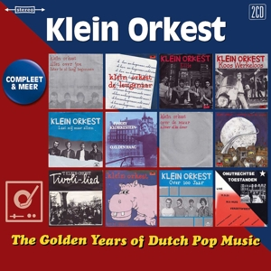 KLEIN ORKEST - GOLDEN YEARS OF DUTCH POP MUSIC
