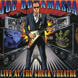 BONAMASSA, JOE - LIVE AT THE GREEK THEATRE