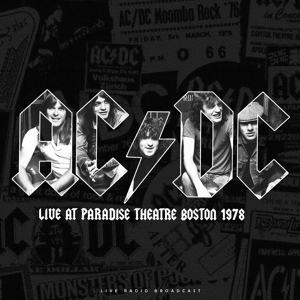 AC/DC - BEST OF LIVE AT PARADISE THEATRE BO