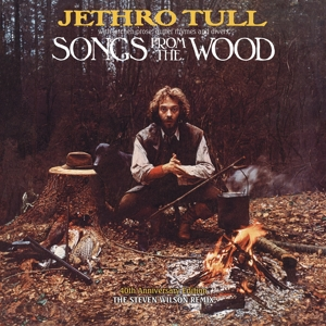 JETHRO TULL - SONGS FROM THE WOOD -REISSUE-