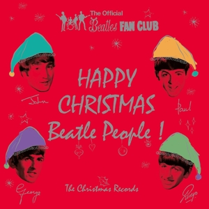 BEATLES - CHRISTMAS RECORDS -COLOURED VINYL-