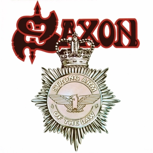 SAXON - STRONG ARM.. -EXPANDED-
