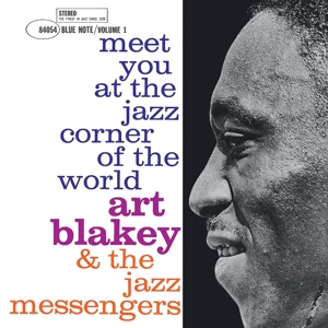 BLAKEY, ART - MEET YOU AT THE JAZZ CORNER OF THE