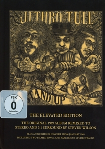 JETHRO TULL - STAND UP : THE ELEVATED EDITION