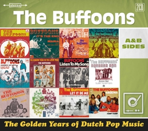 BUFFOONS, THE - GOLDEN YEARS OF DUTCH POP MUSIC
