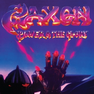 SAXON - POWER AND GLORY / EXPANDED 1983 ALBUM -EXPANDED-