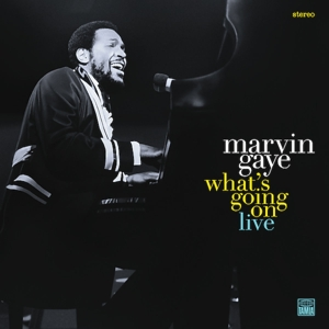 GAYE, MARVIN - WHAT S GOING ON -LIVE-