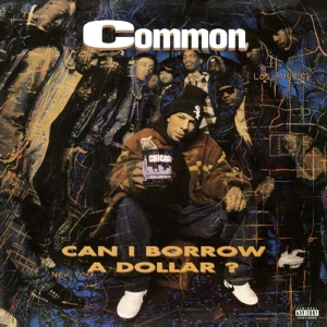 COMMON - CAN I BORROW A.. -CLRD-