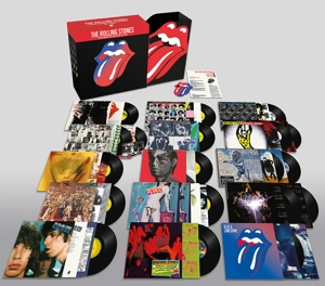ROLLING STONES - STUDIO ALBUMS COLLECTION 1971-2016