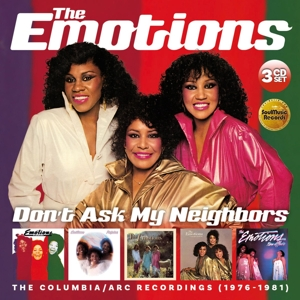 EMOTIONS - DON'T ASK MY.. -BOX SET-
