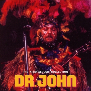 DR. JOHN - ATCO ALBUMS COLLECTION