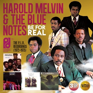 MELVIN, HAROLD & BLUENOTE - BE FOR REAL: THE P.I.R. RECORDINGS 1972-1975 -BOX SET-