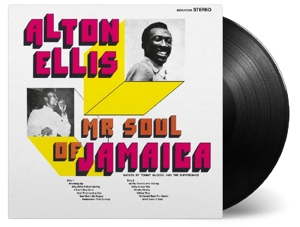 ELLIS, ALTON - MR. SOUL OF.. -COLOURED-