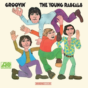 YOUNG RASCALS - GROOVIN' -COLOURED-