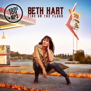HART, BETH - FIRE ON THE FLOOR -HQ-