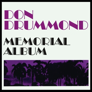 DRUMMOND, DON - MEMORIAL ALBUM -COLOURED-