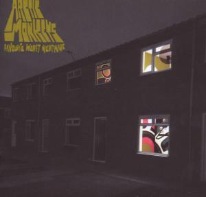 ARCTIC MONKEYS - FAVOURITE WORST NIGHTMARE