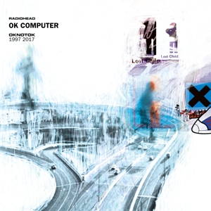 RADIOHEAD - OK COMPUTER.. -COLOURED-