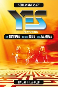 YES - LIVE A/T APOLLO, MANCHESTER