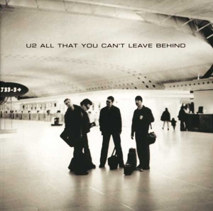 U2 - ALL THAT YOU CAN LEAVE BEHIND  180G