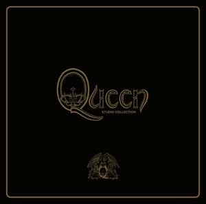 QUEEN - STUDIO COLLECTION (DELUXE 18LPBOX)