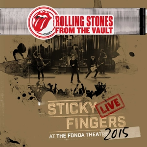 ROLLING STONES - STICKY FINGERS: LIVE 2015 (DVD+CD)