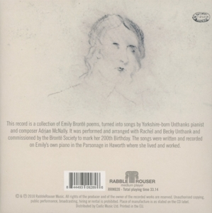 UNTHANKS - LINES - PART THREE: EMILY BRONTE